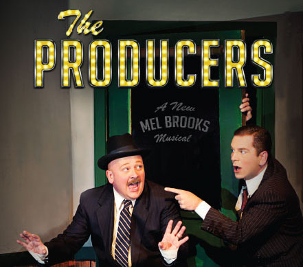 Cast list for Spokane Civic Theatre's production of The Producers