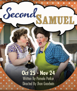 Second Samuel Play at Spokane Civic Theatre