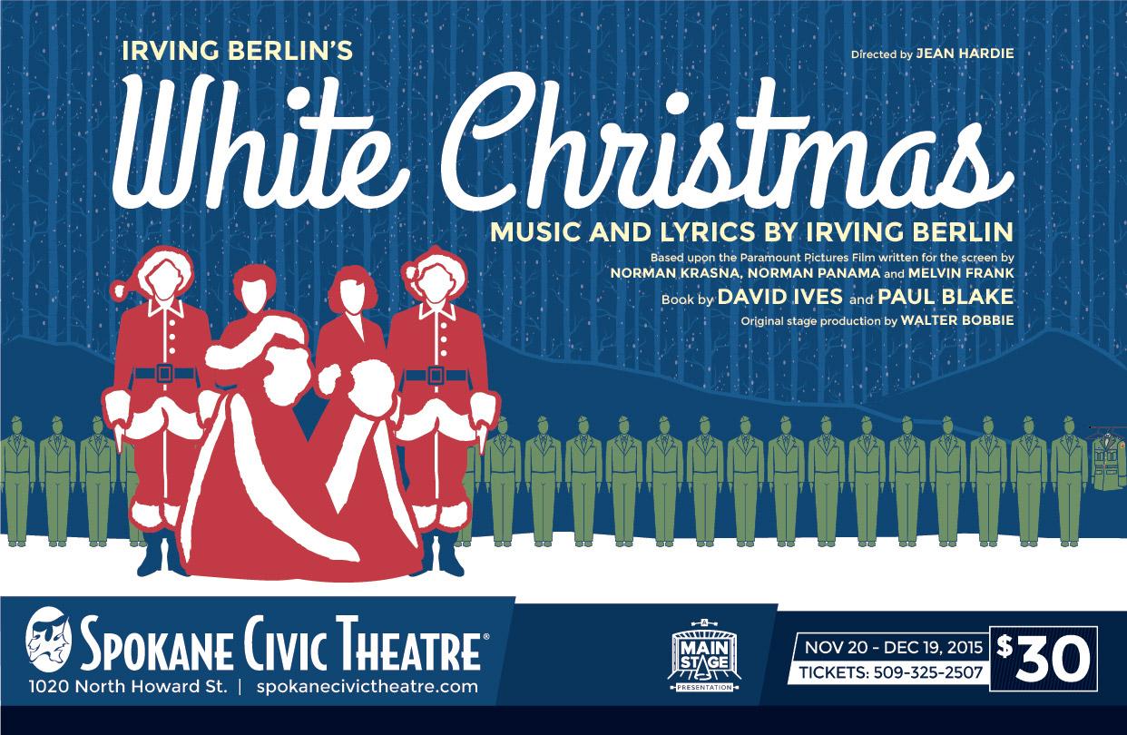 synopsis - When Was White Christmas Written