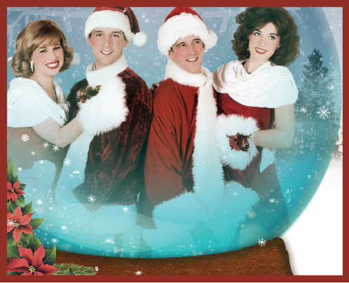 announcing the cast of white christmas - Cast Of White Christmas