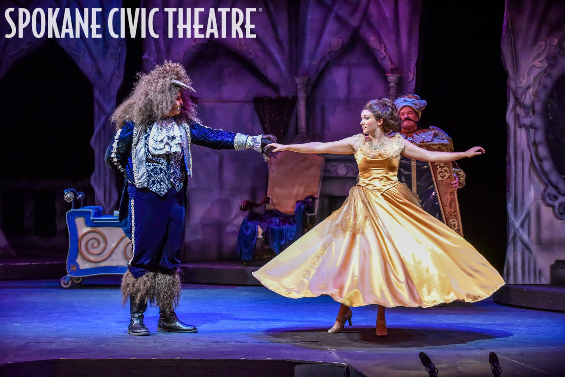 An Interview With Summer Berry Costume Designer For Beauty And The Beast Spokane Civic Theatre