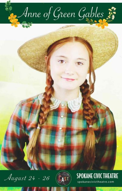 ba6a2bcd508 PREVIEW  Spokane Civic Theatre Academy presents  Anne of Green Gables